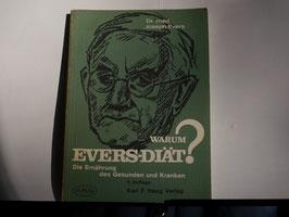 Joseph Evers - Warum Evers-Diät