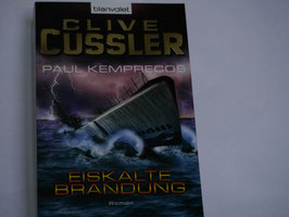 Clive Cussler - Eiskalte Brandung