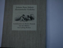 Johann Peter Hebels - Alemanische Gedichte