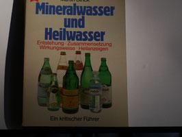 Martin Strick - Mineralwasser und Heilwasser