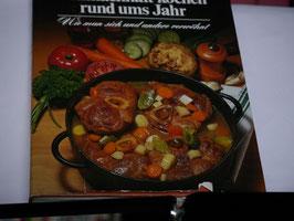 Rene Simmen - Schmackhaft kochen rund ums Jahr