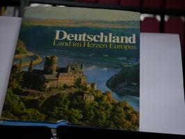 Deutschland - Land im Herzen Europas