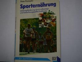 Peter Konopka - Sporternährung
