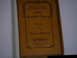 Theodor Fontane - Mathilde Möhring
