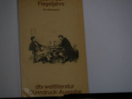 Jean Paul - Flegeljahre