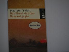 Maarten't Hart - Das Pferd, das den Busshard jagte