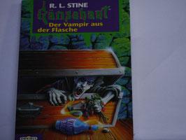 R.L. Stine - Gänsehaut: der Vampir aus der Flasche