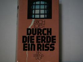 Erich Loest - Durch die Erde ein Riss
