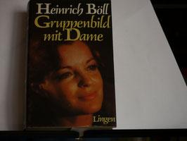 Heinrich Böll - Gruppenbild mit Dame