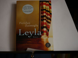 Feridun Zaimoglu - Leyla