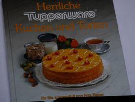 Herrliche Tupperware: Kuchen und Torten