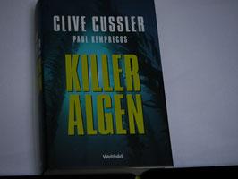 Clive Cussler - Killer Algen