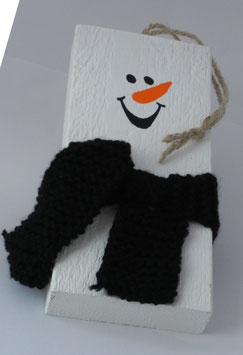Sneeuwmanhanger XL