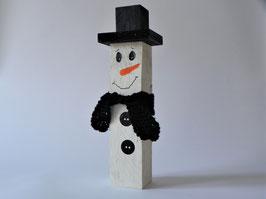 Sneeuwman met hoed XL