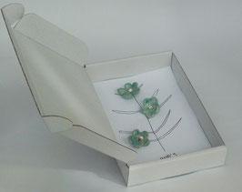 DIY keramiek bloemetjes