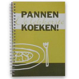 Kookboek De lekkerste pannenkoeken!