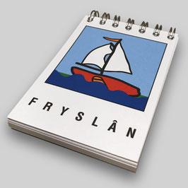 Memoblok mini Fryslan