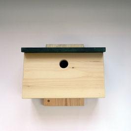 Vogelhuisje huismus