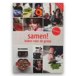 Kookboek Samen! koken voor de groep