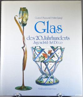 Glas des 20. Jahrhunderts, Jugendstil - Art Deco, Pazaurek/Spiegel
