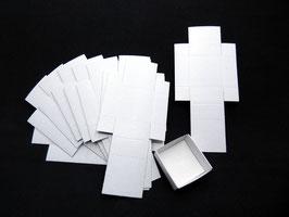 Cajas 4 x 4 cm