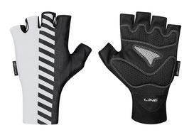 Handschuhe LINE , weiß-schwarz