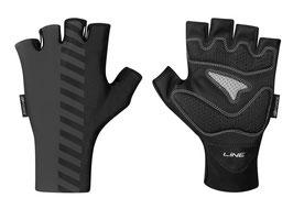 Handschuhe LINE , grau-schwarz