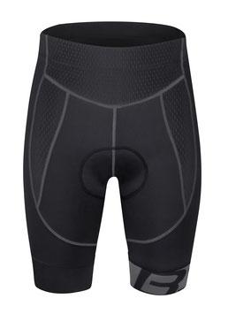 Shorts B30 Herren, schwarz-grau