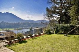 Vendesi bella villa di lusso, moderna con vista lago, posizione residenziale, esclusiva,  Lugano