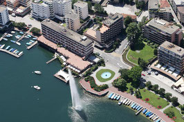 Appartamenti nuovi con vista lago residenza Parco Lago Paradiso