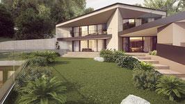 Appartamenti di lusso nella nuova residenza CONCA dei CASTAGNI, Pregassona, Lugano