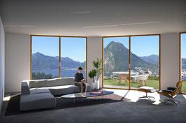 Appartamenti di lusso nella nuova residenza a Catagnola - Lugano, Ticino
