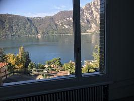 Appartamento moderno 2.5 locali,  vista lago,