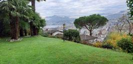 Albonago,  villa bifamiliare  con bellissima vista lago
