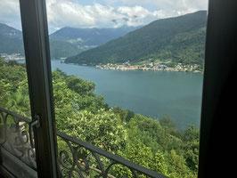 Villa vista lago, posizione unica a Morcote, Ticino
