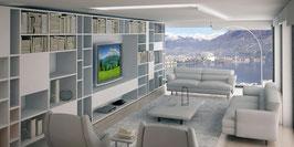 Appartamenti nuovi con stupenda vista lago, Residenza Vistalago Paradiso Lugano