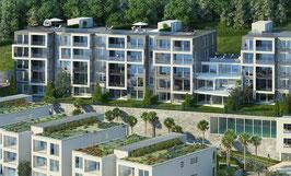 Appartamenti di lusso nella nuova residenza Emerald Living