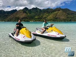 Jet ski 3h + Lagoonarium