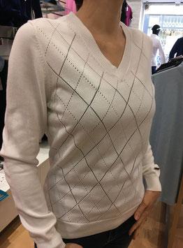 Jacquard pullover - Röhnisch