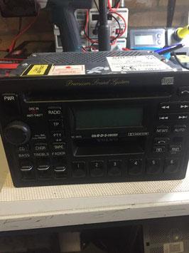 volvo SC-805 ZWART (premium sound system)