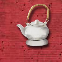 Teekanne Japan Style mit Stövchen