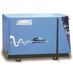 Compresseur silencieux, cylindre fonte sur châssis B6000/LN7.5-10
