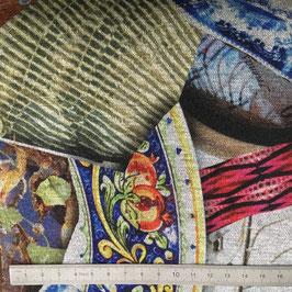 Jersey imprimé patchwork PC 0211-001