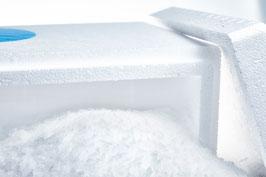 Paket S: 5 kg Trockeneis-Pellets inkl. Expressversand