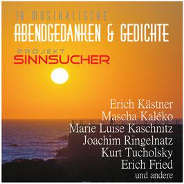 CD - Projekt Sinnsucher: Abendgedanken und Gedichte