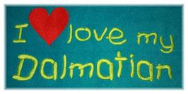 I love my Dalmatian (2)