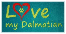 Love my Dalmatian