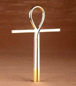 Alleinheitsmensch GOLD gross 32cm. zum professionell energetisieren, reinigen und aufladen und durchlichten 3 Mio. Bovis einheiten