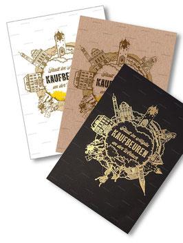 Postkarten-Set Motiv Kaufbeuren