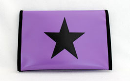 Windelbag ★ Lila ★ black Star